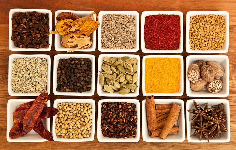 Health Benefits: 4 Medicinal Herbs and Spices You Need in Your Cupboard